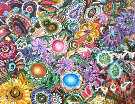 Magic Flowers III