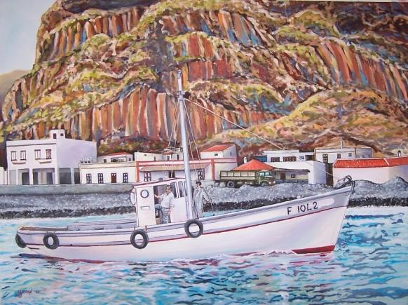 Barco padilla 2008