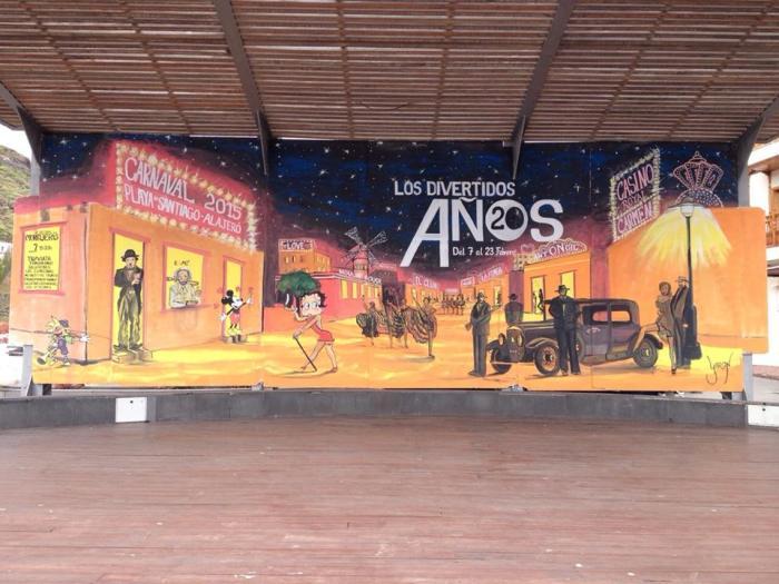 Carnavales Playa Santiago